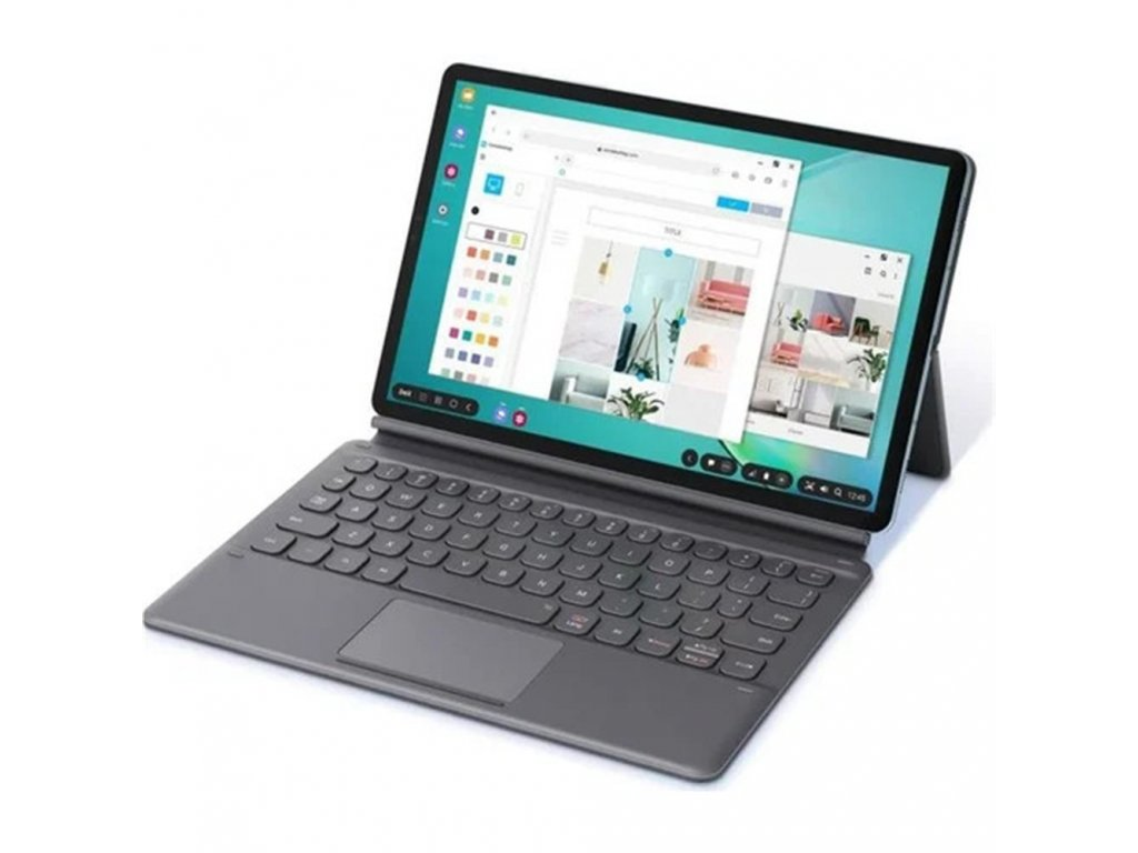 Originál Samsung puzdro s klávesnicou pre tablet Galaxy Tab S5e