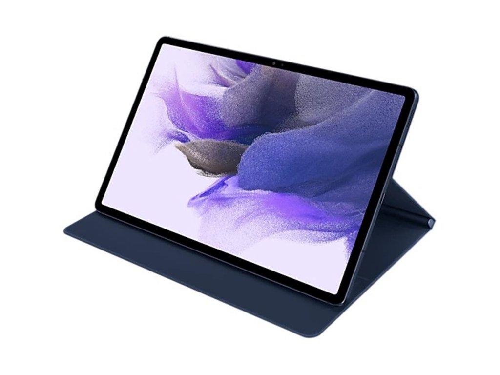 """Ochranné flipové Puzdro Samsung Galaxy Tab S7+/S7 FE 12.4"""" Navy"""
