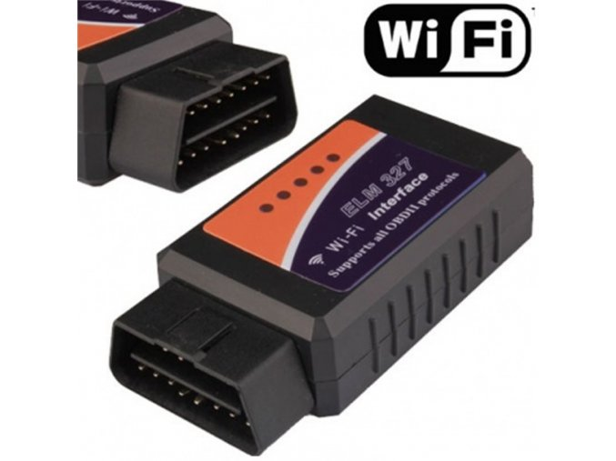 20534(1) diagnosticka jednotka pre obd ii s wifi ekv elm 327 pre apple android a windows na autodiagnostiku