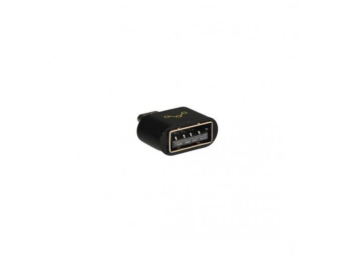 USB OTG redukcia MicroUSB-USB pre pripojenie USB kľúča, myši, klávesnice