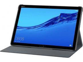 Originálne flip puzdro so stajanom pre tablet Huawei MediaPad M5 8.4 - béžové